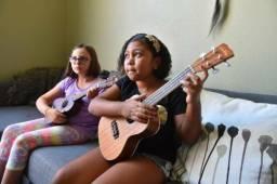 Aula de música,violão,Cavaco,guitarra,ukulele,baixo e Canto a domicílio!