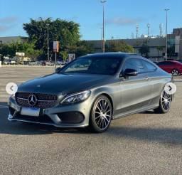 Mercedes C43 AMG Coupe? Blindada