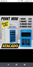 Máquina do cartão do Mercado Pago