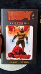 Encadernado Hellboy, 150 páginas