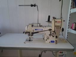Máquina de costura Zig Zag e 3 pontos LANMAX LM-0068