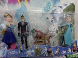 Kit 5 Bonecos da Frozen (15cm)