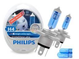 Lampada Phillips Crystal Vision H4