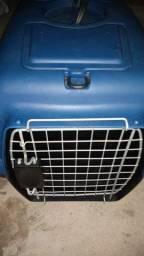 Caixa para transporte de pet cachorro gato coelho