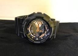 Vendo Relógio G-Shock, modelo: GA-110RG