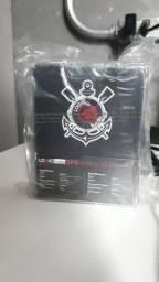 Caixa De Som Corinthians Bluetooth - Logic Timao - Novo - Lacrado - NF