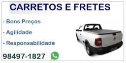 Carretos / Fretes em Contagem, Betim, BH e região - 984 971 827