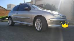 Vendo Lindo Peugeot 206 1.4 Flex 2007