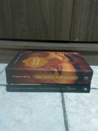 Vendo esses dois livros por 35,00