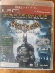 Pes 10 e Batman PS3