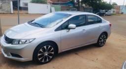 Honda Civic LXR 2.0 14/15 Valor: 56.000,00