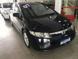 Honda Civic LXS 1.8 Aut. Gasolina 2007
