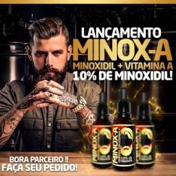 Minoxidil 10% com Vitamina A