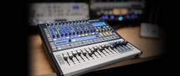 Mesa Digital StudioLive mais nova do olx