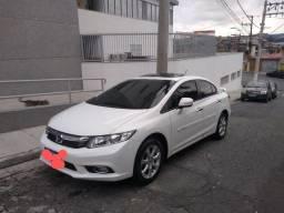 Vendo Honda Civic EXS 2013 carro com apenas 62 mil km
