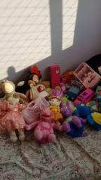 Brinquedos, Barbie, ursinhos