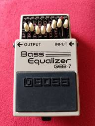 Equalize bass