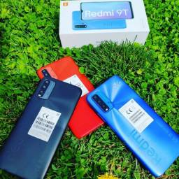 Xiaomi Redmi 9T!!! 128Gb/6ram!! Garantia!! Lacrado!!