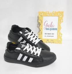 Tênis estilo sapatênis Adidas N° 38 39 40 41 42 43