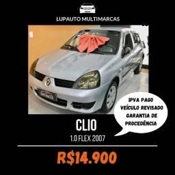 Clio 2007 Authentique