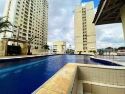 Condomínio Saint Angeli, Apartamento com 3 dormitórios à venda, 73 m² por R$ 360.000 - Mes