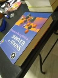 Livro: Química Inorgânica Shriver e Atkins