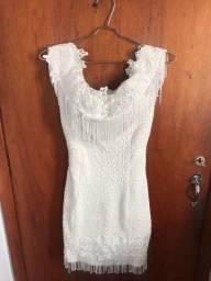 Vestido branco classico