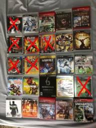 Vendo Jogos PS3 - Preços na descrição