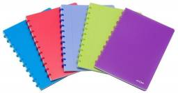 caderno comum escolar