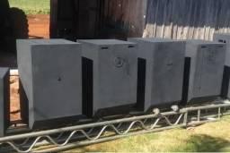 caixa de som profissional