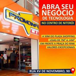 Loja em Niterói ao lado do Plaza Shopping