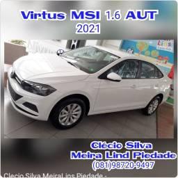 VIRTUS MSI 1.6 AUT 21/21 CLÉCIO SILVA