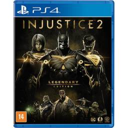Injustice 2 PS4 60R$