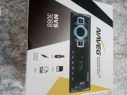 Auto Rádio Naveg NVS 3068