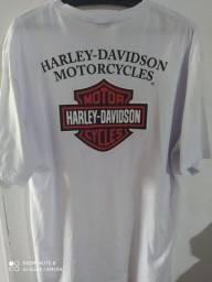 Camiseta original Harley Davidson tamanho G