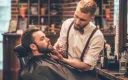 Barbeiro nos domingos