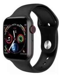 Relogio Smart Watch Bluetooth Android IOS (KP-SW34) - Preto