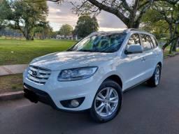 Hyundai Santa Fe GLS ano 2012 Raridade!!