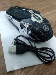 Mouse gamer sem fio