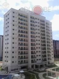Apartamento no Brisas Alto do calhau com 57,83m², 2 (dois) dormitórios, sendo, 1 (uma) suí