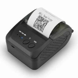 Mini Impressora Bluetooth Térmica Portátil