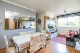 Apartamento à venda com 3 dormitórios em Jardim carvalho, Porto alegre cod:EV4328