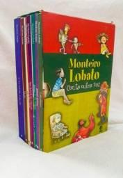 Coleção de livros originais do Monteiro Lobato: Conta outra vez