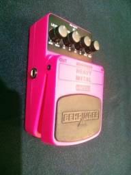 "Pedal Guitarra ""Behringer Heavy metal HM-300"""