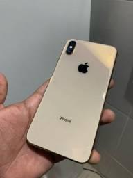 IPhone XS Max impecável, aceito trocas, passo cartão!