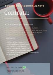 Contrata-se consultor(a)