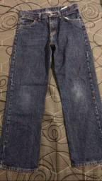 Calça jeans wrangler infantil