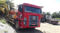 Título do anúncio: Vende se caminhão 24-250 2007 com pole triplo articulado
