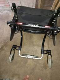 Cadeira de rodas em alumínio ventus ottobock
