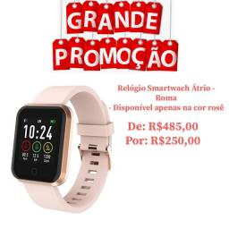 Relógio Smartwach - Átrio Roma e